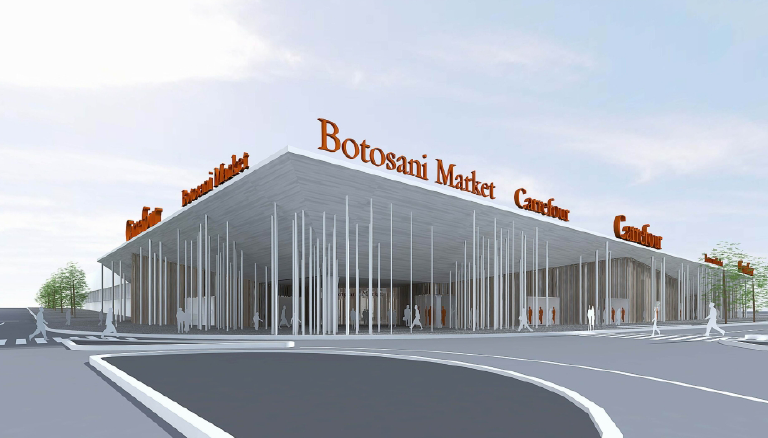 Botosani Shopping Center