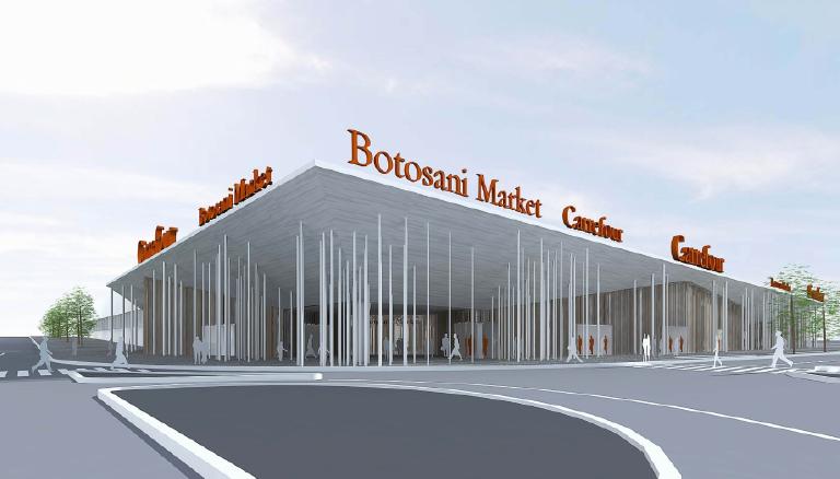 Botosani Shopping Center