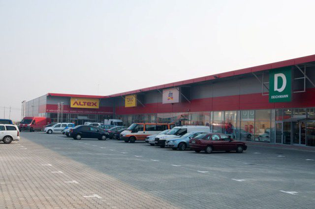 altex alba retail parc