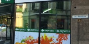 Un nou Carrefour Express
