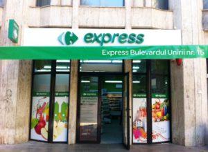 carrefour express unirii