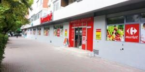 S-a deschis Carrefour Market 100