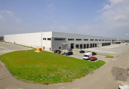 bucharest industrial park