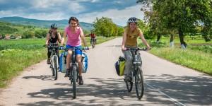 Proiect de cicloturism la Călărași