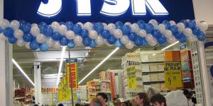 Jysk a redeschis magazinele din Galați și Târgu Mureș