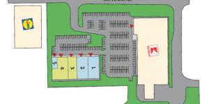 Galeria comercială de lângă Kaufland 2 Slatina are autorizație