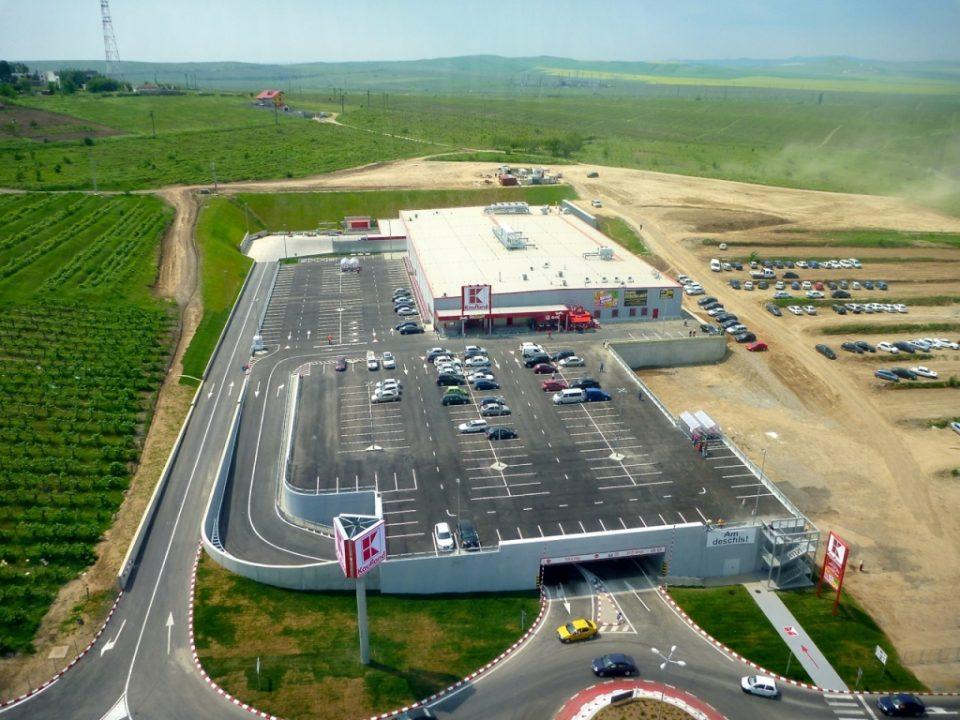 Shopping Park Tulcea
