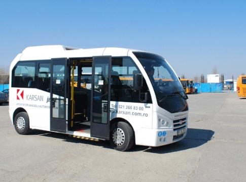 minibus slatina