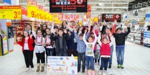 Concursul de desene Carrefour – ediția de Paște