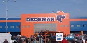 Dedeman deschide magazinul din Bd. Pallady