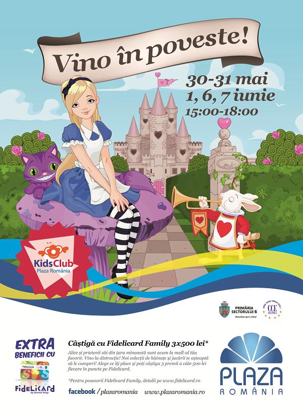 Vino in poveste - Plaza Romania