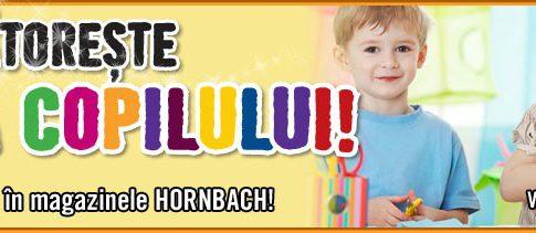 ziua copilului hornbach