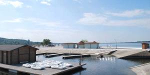 Slatina are club nautic, amenajat cu fonduri europene