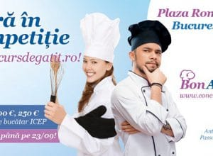Cooking Show Plaza Romania Bucuresti Mall