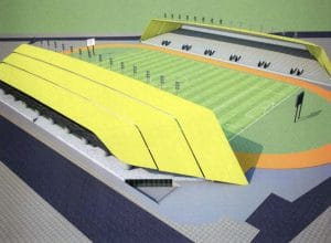 stadion alexandria