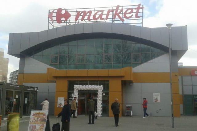 carrefour market chilia veche