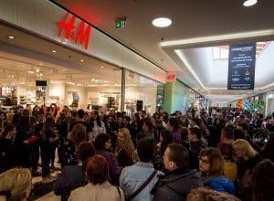Deschidere Shopping City Timisoara 1