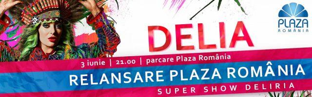 delia plaza romania