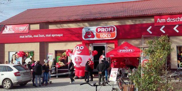 Profi a mai adăugat cinci magazine rețelei locale