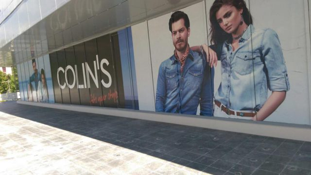 Colins Mercur Center Craiova