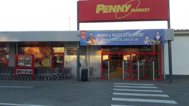 penny market buzau remodelat