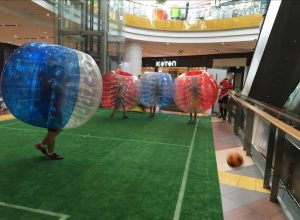 Bubble Football Sun Plaza