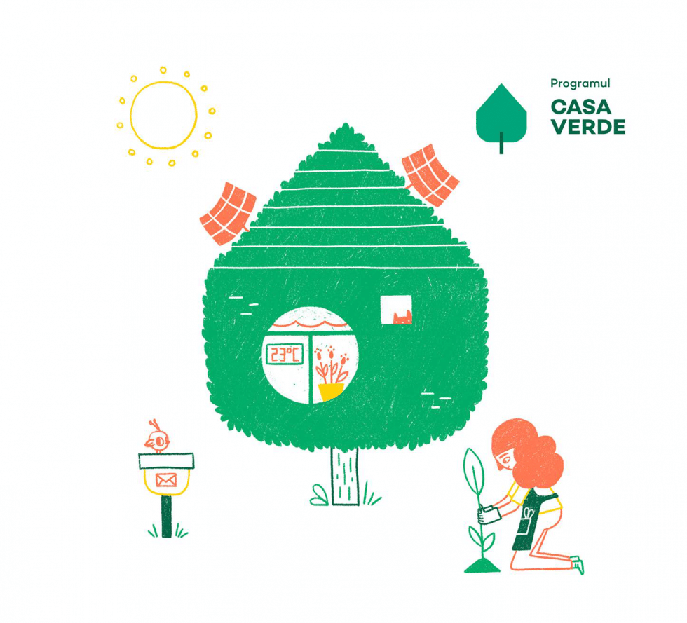 casa verde plus