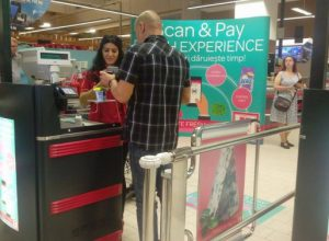 scan pay kaufland