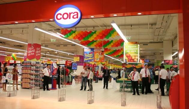 cora city park mall constanta