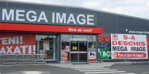 Mega Image mai deschide trei magazine