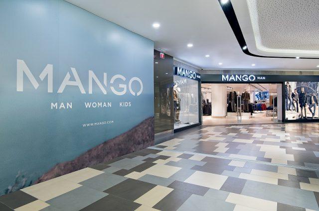 mango bucuresti mall