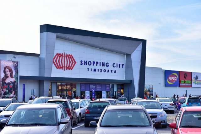 shopping city timisoara