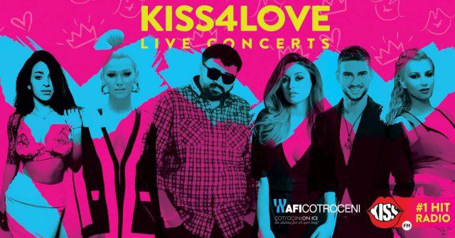 afi cotroceni kiss for love