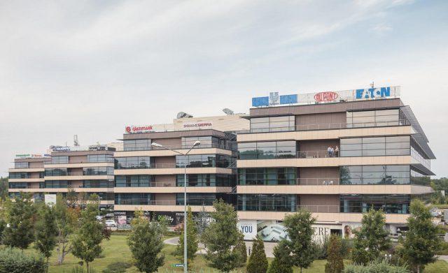 unilever baneasa business tehnology park