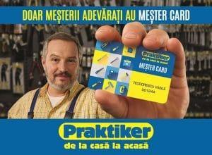 Mester Card Praktiker