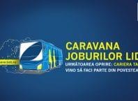 caravana joburilor lidl