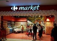 carrefour market billa liberty center