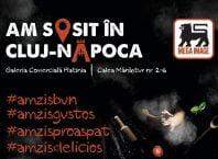 Lansare Mega Image Cluj