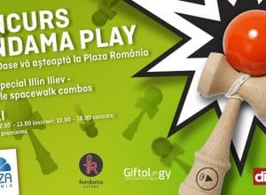 kendama play plaza romania