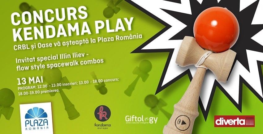 kendama play plaza romania