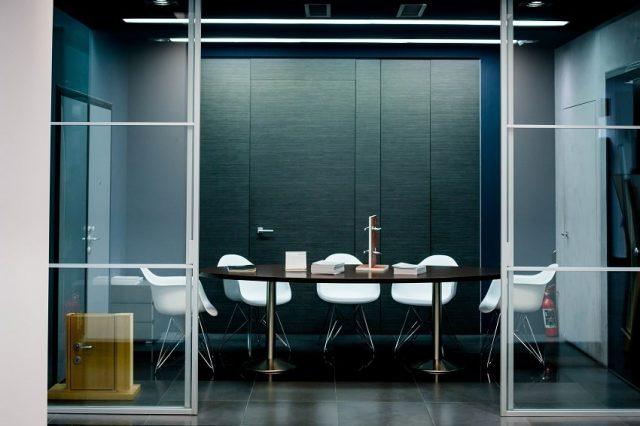 Showroom Pinum Doors