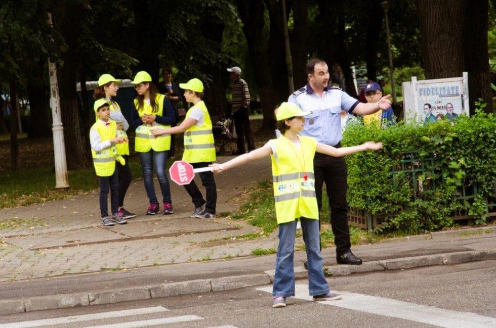 kaufland_educatie rutiera_patrula scolara