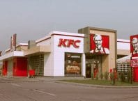 kfc drive thru