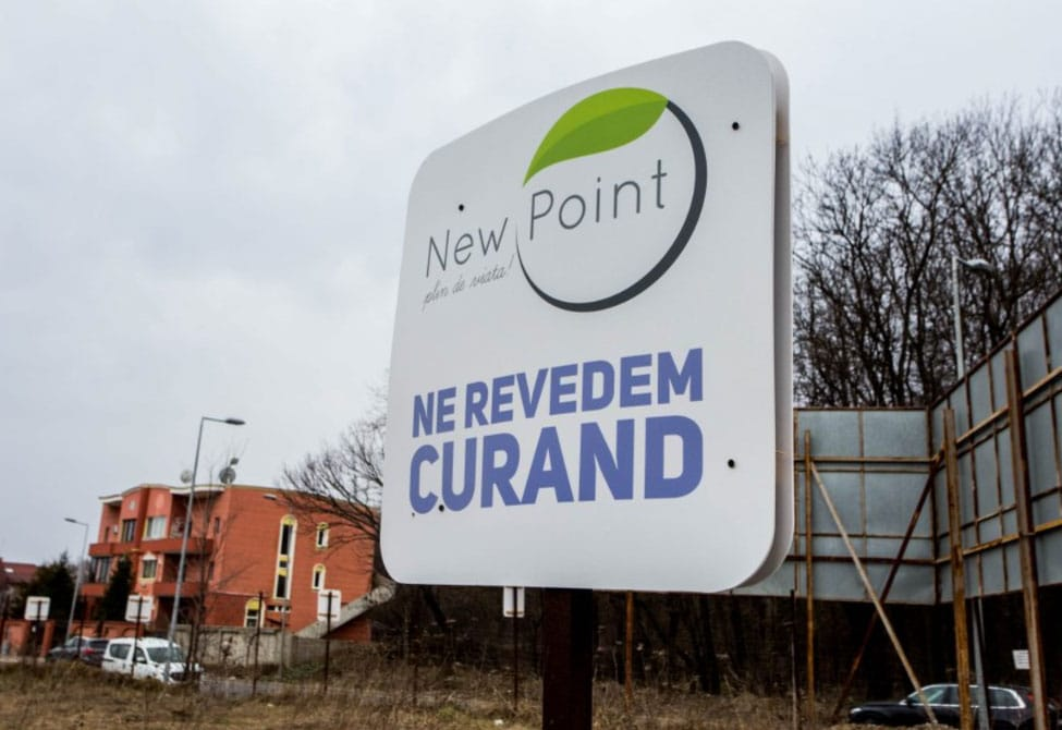new point pipera
