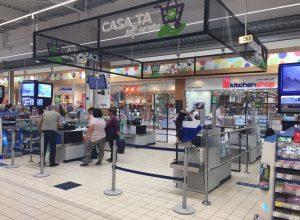 Casa Ta Self Service Carrefour