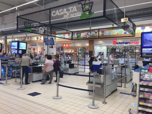 Casa Ta Self Service Carrefour