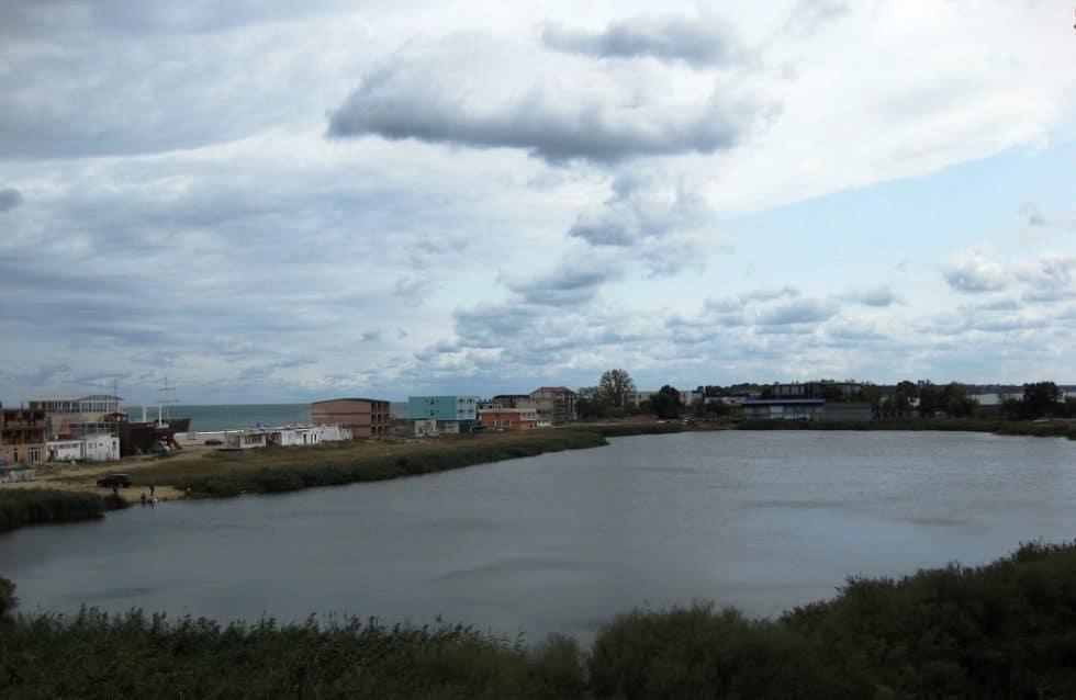 lacul belona