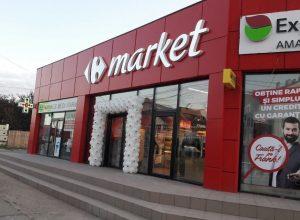 Carrefour Market Vaslui Piata Traian