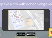 Google Maps Indoor Promenada