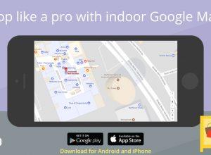 Google Maps Indoor Promenada